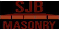 SJB Masonry Logo